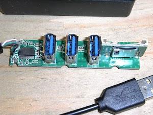 USB-HUB 分解