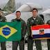 Pilotos de caça iniciam curso operacional da aeronave Gripen