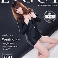 LiGui 2015.09.06 网络丽人 Model 文静 [39P] ghhhh-01.jpg