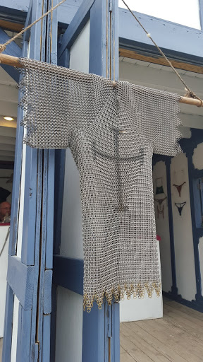 C is for chainmail. From the Ohio Renaissance Festival, A-Z