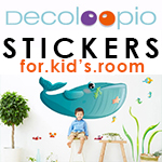 boutique de stickers enfants