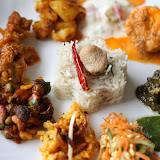 インド料理ピリヤンカ 冬のミールス