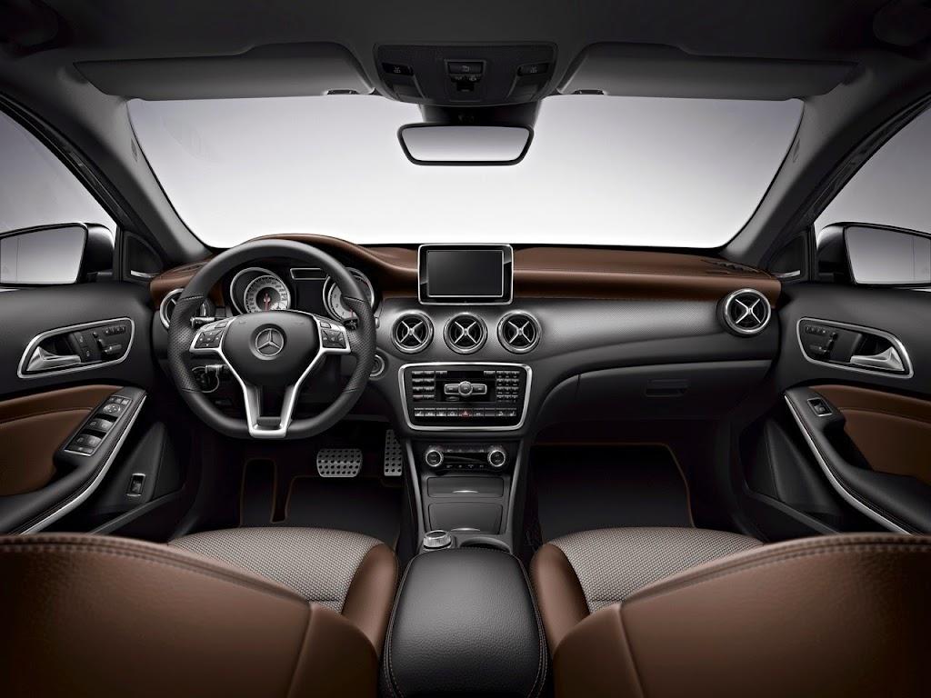 007 2015 Mercedes-Benz GLA-Class Edition 1