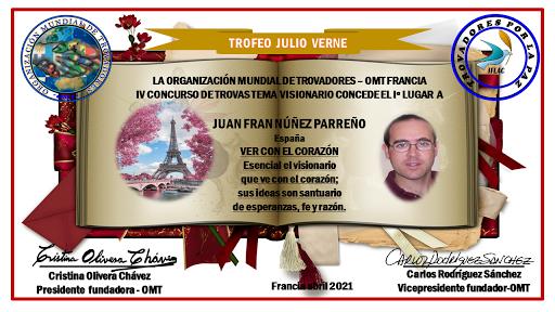 MIS DIPLOMAS EN CONCURSOS DE TROVA CLÁSICA - OMT - UBT