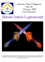 Issue 30 February 2009 Blessed Imbolc Lughnassadh