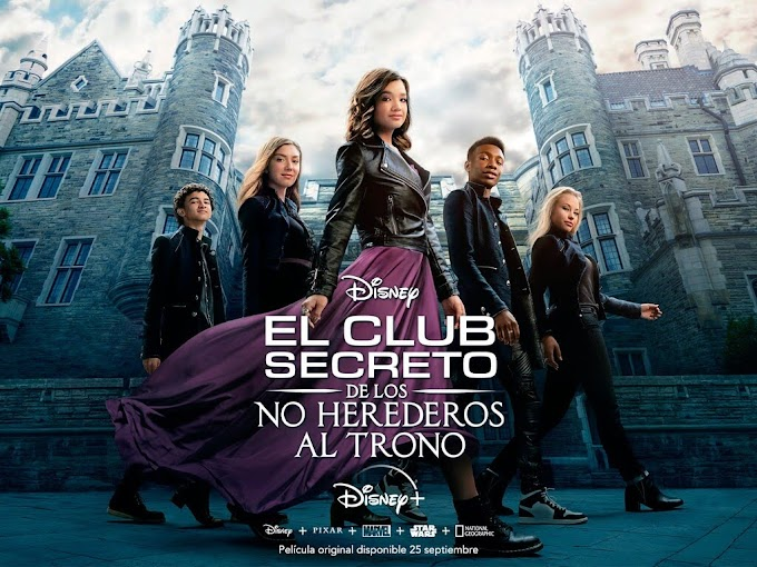 El Club Secreto de los no Herederos al Trono: Unos X-men muy light con sangre real