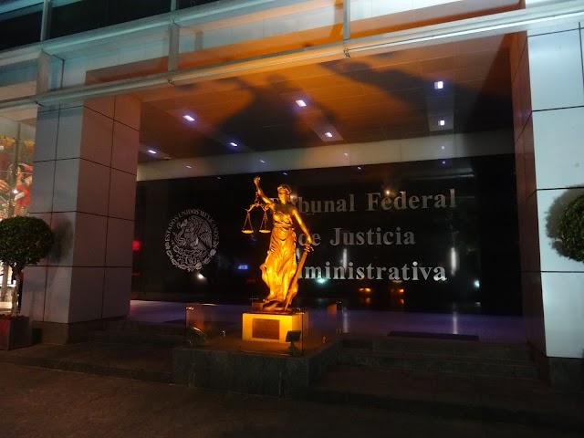 Tribunal de Justicia Fiscal