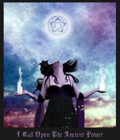 Dark Ancient Power, Pretty Witches