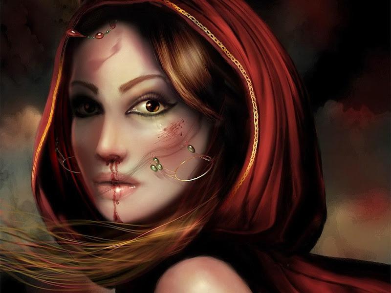 Wicca Of Blood, Black Magic