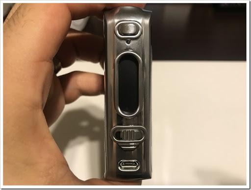 IMG 5892 thumb - 【DNA搭載モデル】Hcigar VT75 Nanoレビュー!小さくて可愛いお手軽ハイエンド機!立ち上がりの速さはさすがなので1台は持っておきたいMODのひとつ?