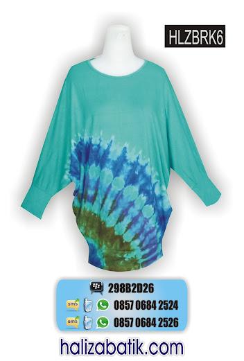 grosir batik pekalongan, Batik Seragam, Blus Wanita, Blus Batik