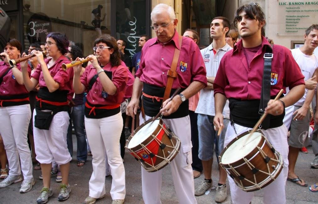 Diada de Sant Miquel 2-10-11 - 20111002_208_grallers_CdL_Lleida_Festa_Major.jpg