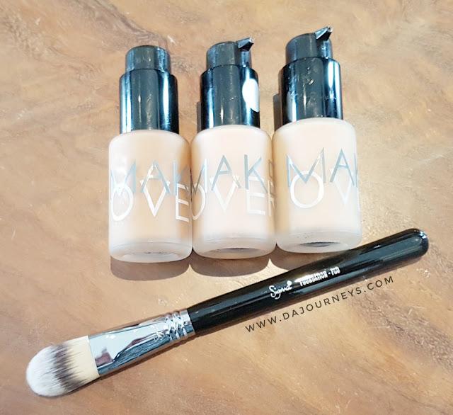 Review F60 Foundation Brush dari Sigma Beauty