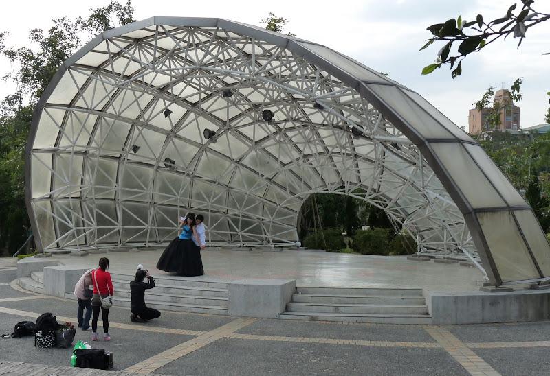 TAIWAN.Taipei. Dans le jardin de lune des nombreuses résidence présidentielle de CKS - P1050045.JPG