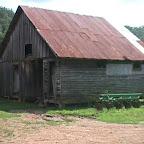Barn on Gleaves Farm Cripple Creek, Wythe County, Virginia