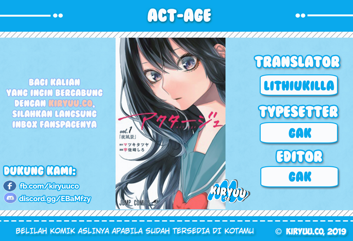 ACT-AGE Chapter 36