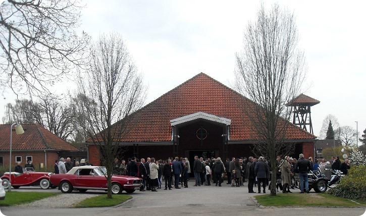 Grøndalslund Kirke - Rødovre