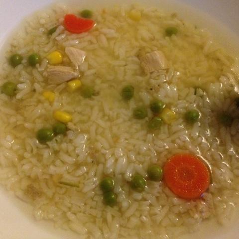 Suppe für die Magenkranke