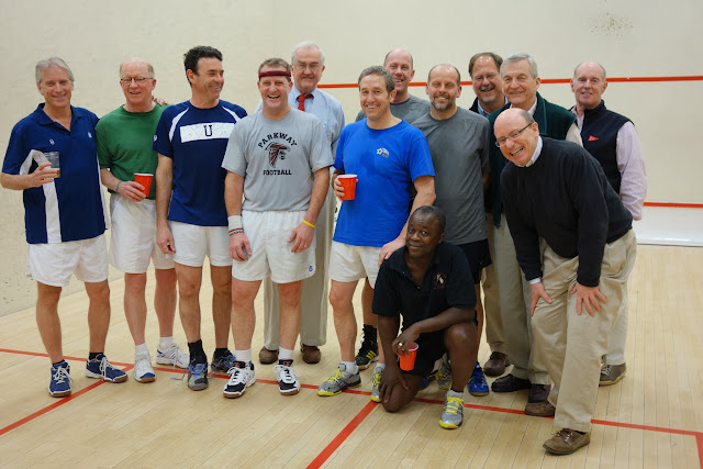Philip Laird, Robert Loring, Chris Lutes, Ty Hindermann, Tris Dammin, Bob Frazier, Dave Heather, Nana Poku, Mark Dickenson, Guy Defeis, Dan Reagan, Lew Holmes, Keith Munsell.
