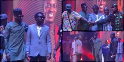 2Baba And Blackface Reunite At Sound Sutan's Night Of Tribute