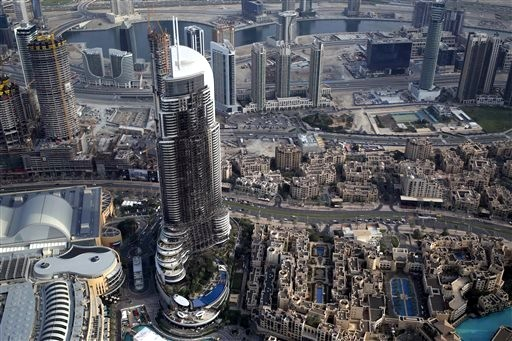 Dubai tower blaze shows risks in common building material