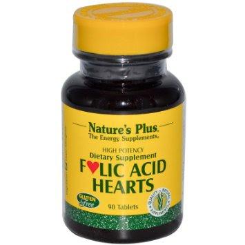 nature plus sebagai sumber asam folat