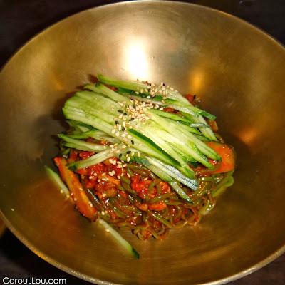 CarouLLou.com Carou LLou in Seoul South Korea food +