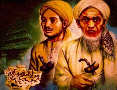 Hasil gambar untuk syekh maulana maghribi