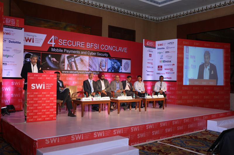 SWI 4th Secure BFSI Conclave - 13