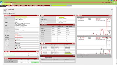 pfSense Router Console