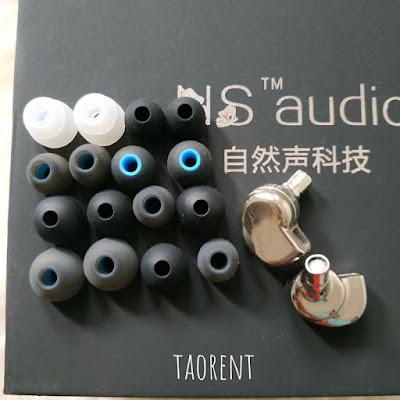IEM nature Sound NS5 untuk Vokalan
