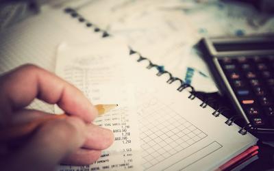 2015年財務優化第1步:記帳,是存下更多錢的開始