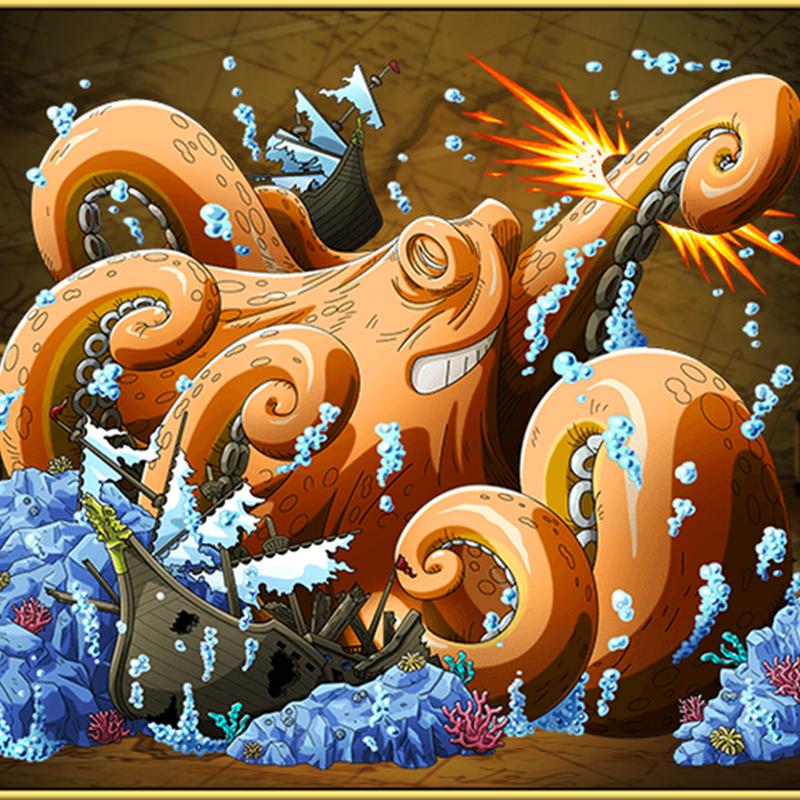 [秘寶尋航] VS深海的大海怪庫拉肯雙週副本30體0石攻略 (含排名賽)