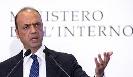 Alfano Ministro Interno