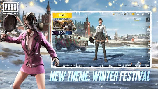 PUBG Mobile Lite APK for android 2