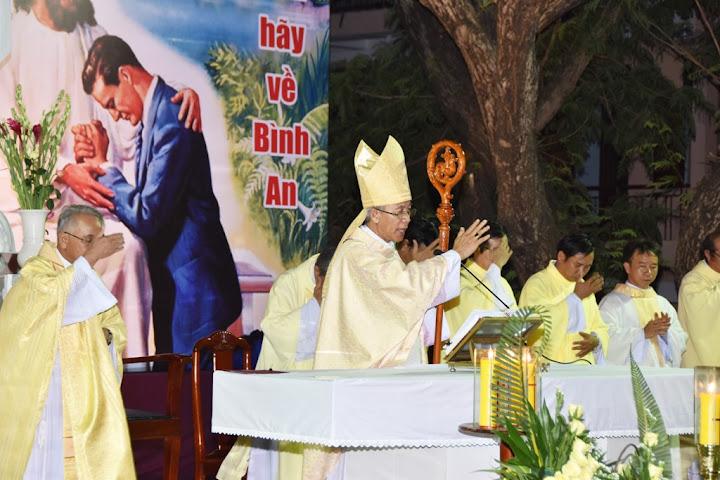 Lễ Trạm Năm Thánh Lòng Thương Xót tại Giáo hạt Tuy Hòa