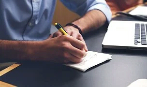 Start Career With Content writing or freelance writing.