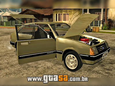 Chevrolet Chevette Hatch 1988 para GTA San Andreas