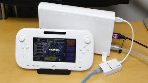ETX3-US2を使って、有線LANでSplatoonを遊ぶ