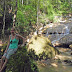 Wasserfall bei Chiang Dao