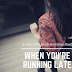 A Lazy Girl's Guide to Getting Ready When You're Running Late