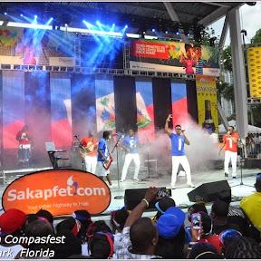15th Annual Haitian Compas Fest (2013)