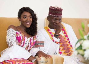 Stonebwoy speaks after rumours of his wife giving birth to a baby boy surfaced