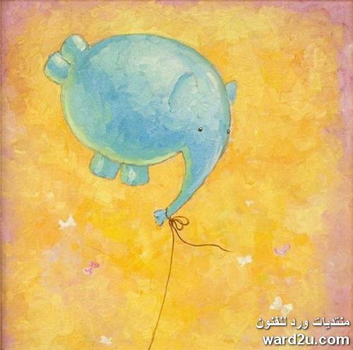 احلام خياليه فى لوحات فنيه Kate Dudnik