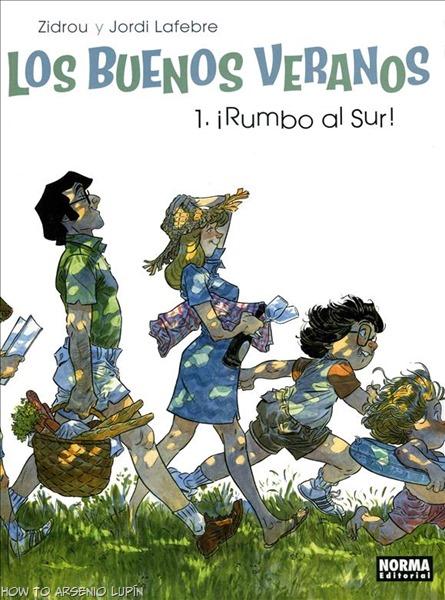P00001 - los buenos veranos - Rumb