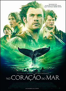 Download - No Coração do Mar (2016) Torrent BluRay 720p / 1080p Dual Áudio