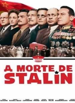 Capa A Morte de Stalin Dublado 2019 Torrent