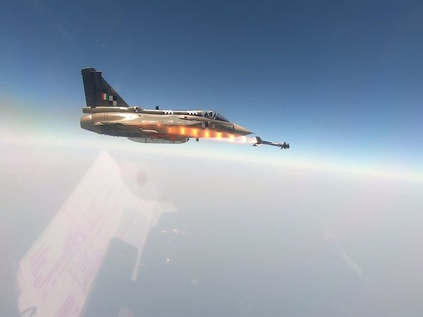 LCA Tejas Cleared to Carry Python-5 Air-to-Air Missile | Defence News
