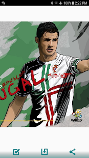 Cristiano Ronaldo Wallpapers for PC-Windows 7,8,10 and Mac apk screenshot 6