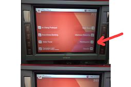 Cara Pembayaran Tiket Kereta Api KAI Access via ATM CIMB Niaga